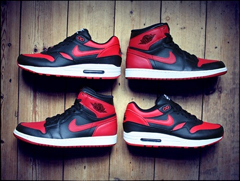 newest 37f43 fe474 I m not sure who s idea it was to make these babies, but whoever Nike Air  Max 90 Id ...