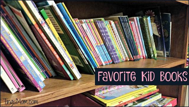 Favorite Kid Books {Mommy Monday}