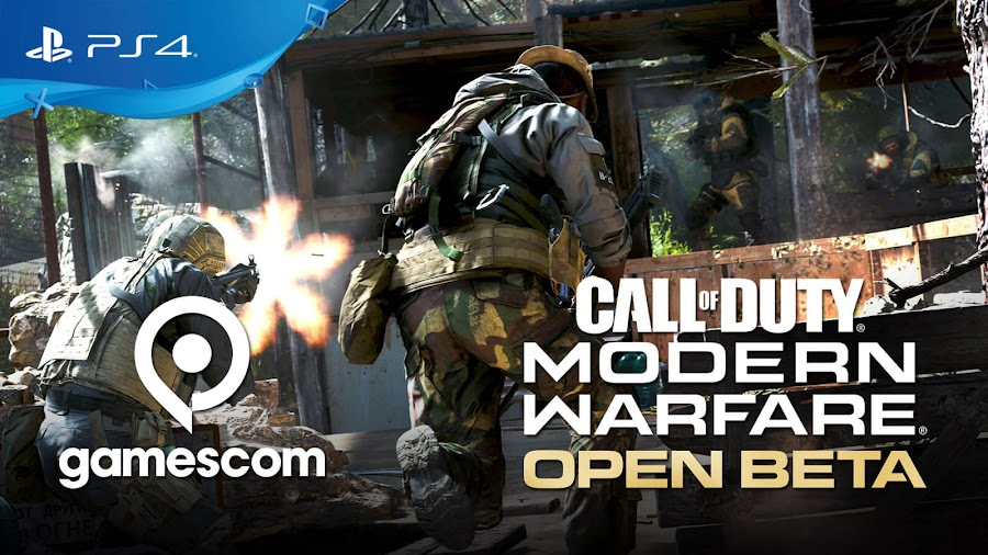 call of duty modern warfare gunfight 2v2 mode free ps4 alpha infinity ward activision