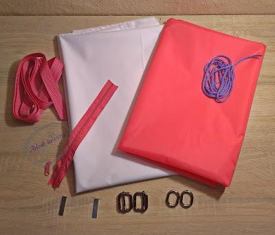 Jak uszyć plecak/plecakoworek DIY