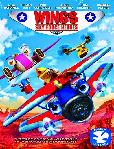 Wings: Sky Force Heroes (2014) online