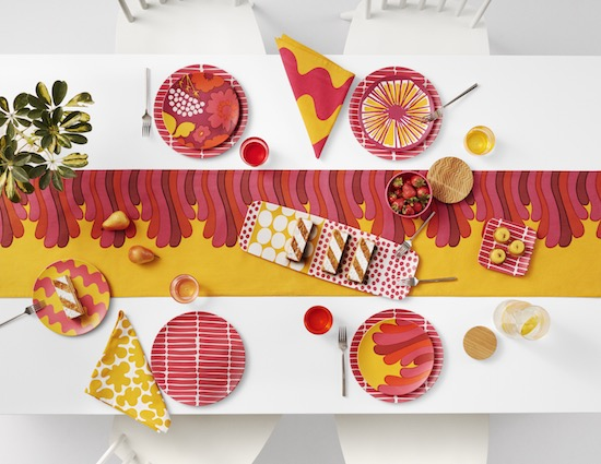 5 New Party Lines Perfect for Spring Entertaining; Target x Merimekko