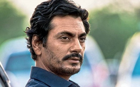 Bollywood Star Nawazuddin Siddiqui