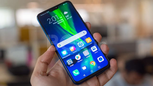 Honor 8X First Impression Review: How much is the prize segment of under 20000 rupees this phone