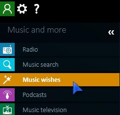 MusicWishes