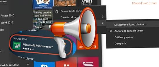 anuncios windows 10