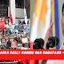 """Mga Aktibistang Estudyante Hinamon at Nagbanta sa Pangulo """"Subukan mo! Makikita mo kung gaano Kalaki ang Rally ng Kabataan!"""""""