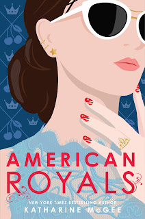 American Royals by Katharine McGee Book Cover
