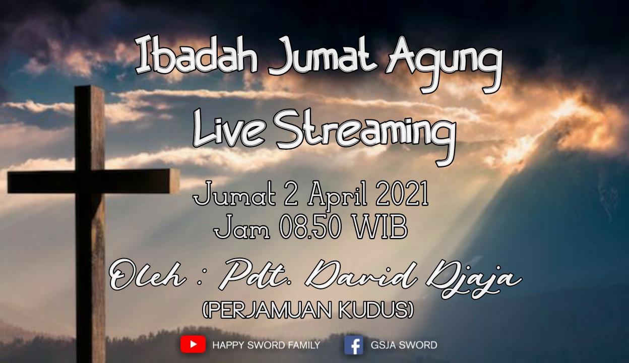 Ibadah Raya Live Streaming GSJA Sword