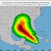 Delta, nueva tormenta en el Caribe, amenaza al oeste de Cuba