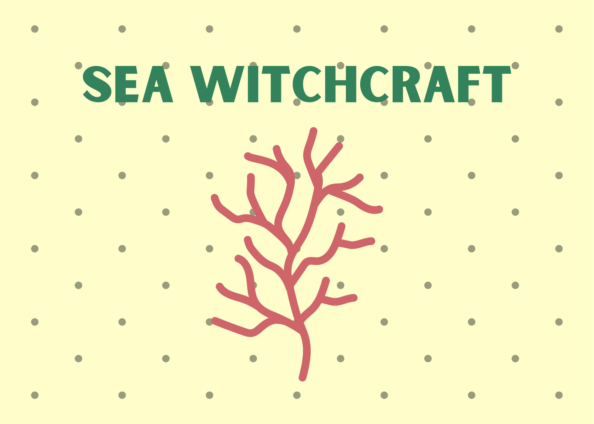 Sea witch magic, sea magic, mermaid magic, working with mermaids and sea sprites, sea goddesses