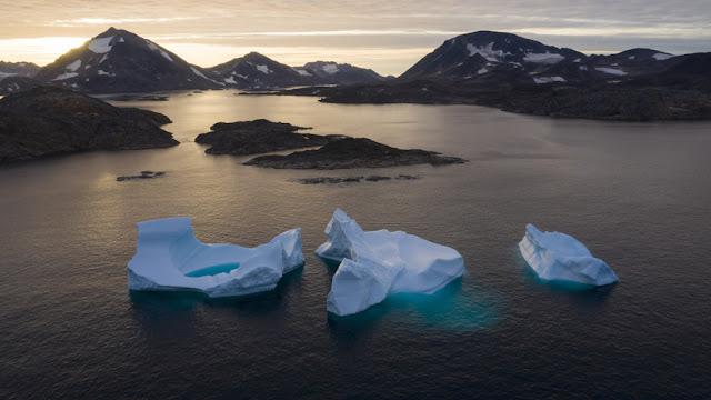 """""""El fin del planeta"""": Por qué todos deberíamos preocuparnos por el derretimiento de Groenlandia"""