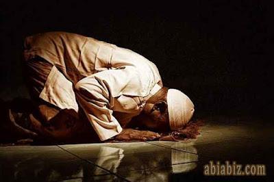doa setelah sholat lailatul qadar
