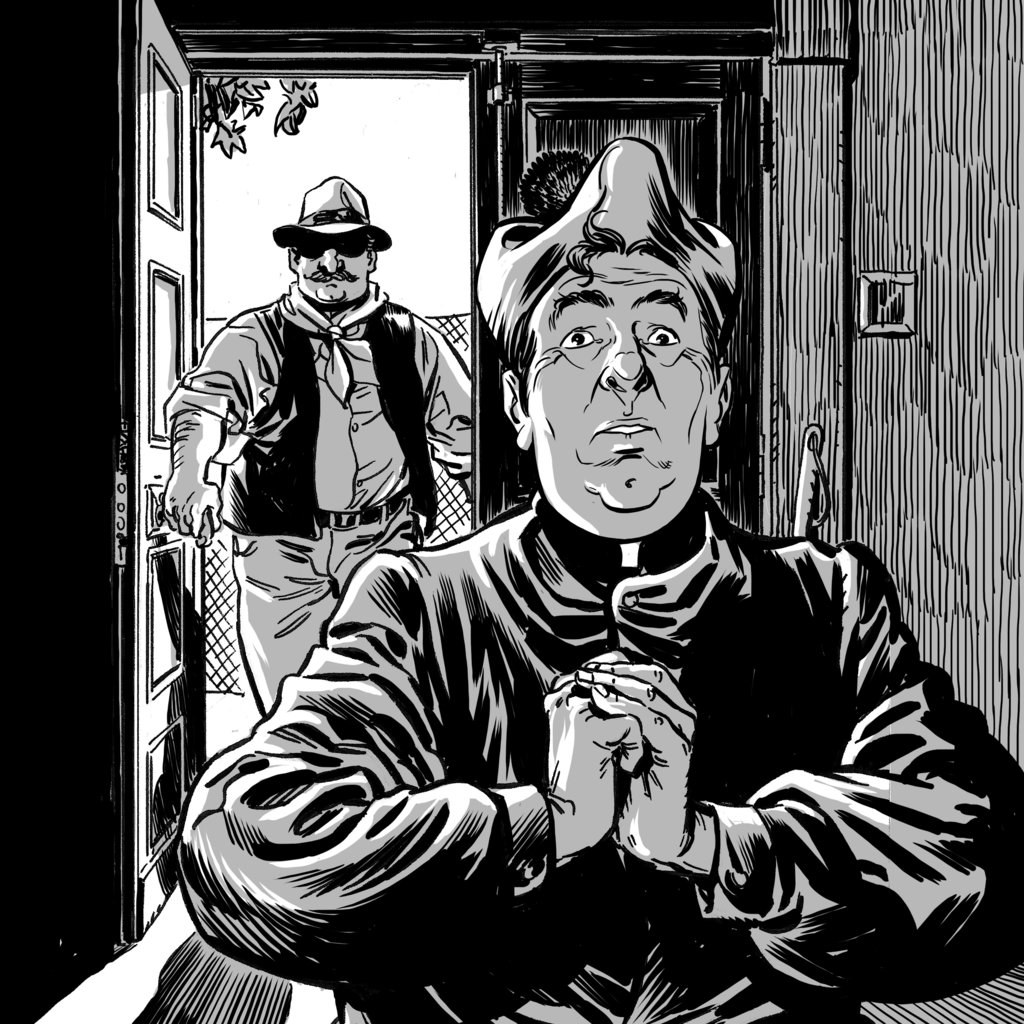 da Don Camillo a fumetti vol.1 - ReNoir Comics 2011
