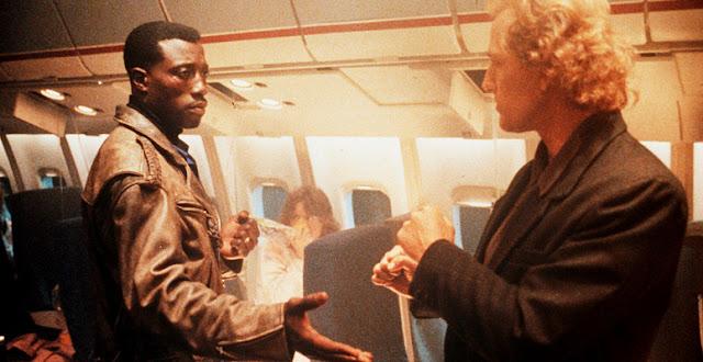 Sinopsis Film Passenger 57
