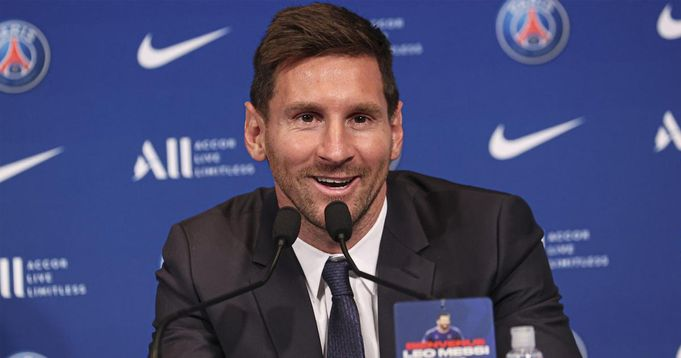 Messi on his game play: 'I'm trying to be more of a passer'