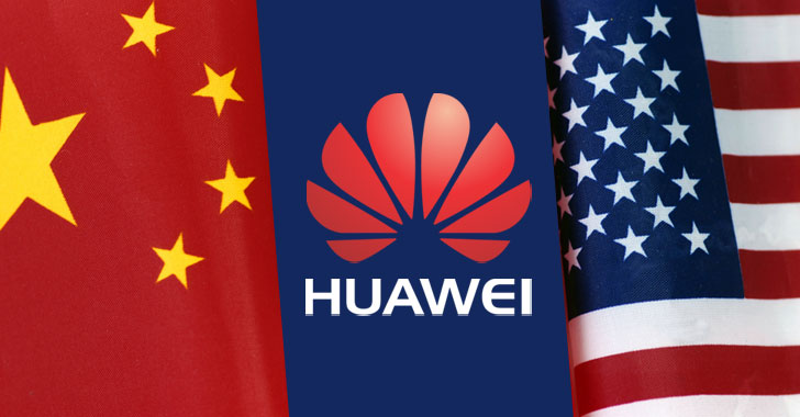 huawei china trade war