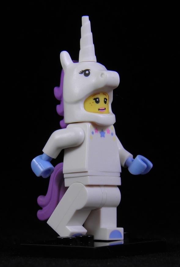 She S Fantastic Lego Mini Figures Unicorn Girl
