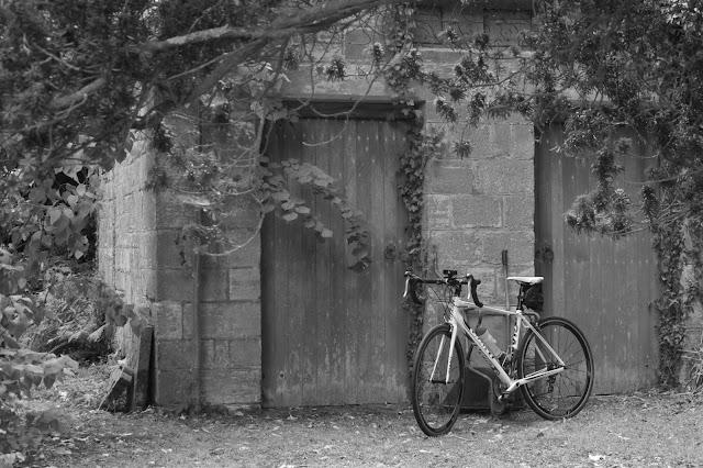 St Bartholomew's churchyard shed