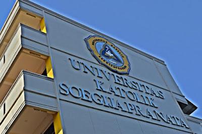 Unika Soegijapranata – Daftar Fakultas dan Program Studi