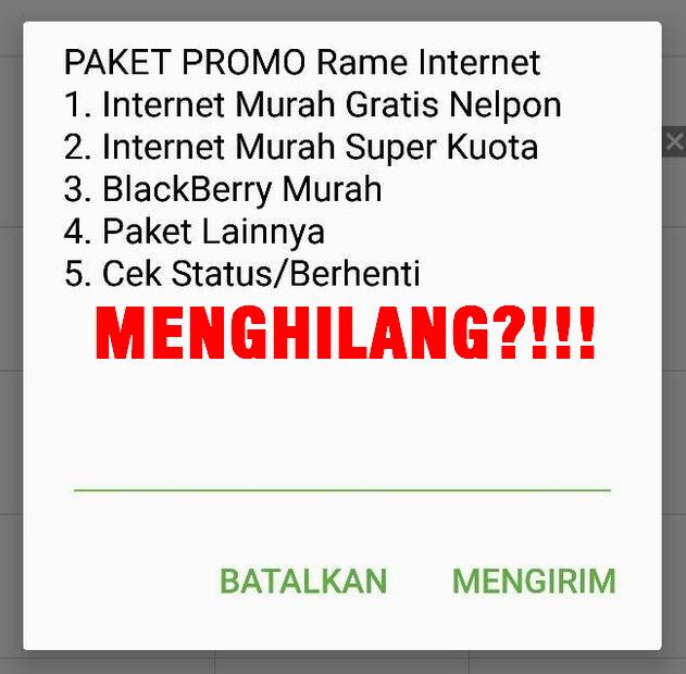 39 INFO PAKET INTERNET 8GB KARTU AS 2019
