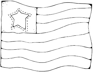 constitution coloring pages for kindergarten - photo#11