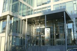 Kumpulan Foto-foto Kantor Pusat Google di California - Amerika Serikat