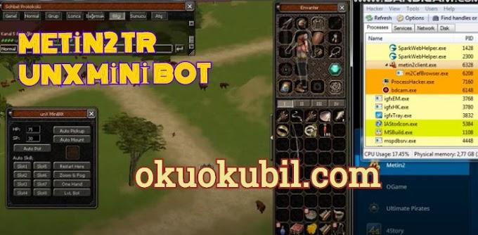 Metin2 TR Unx Mini Bot  Hilesi İndir Eylül 2020