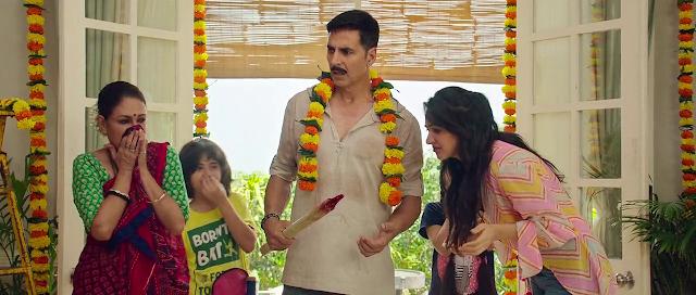 Laxmii 2020 Hindi 720p HDRip