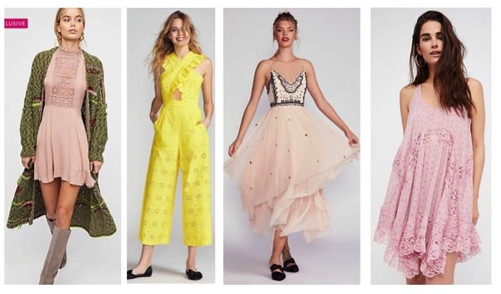free people dresses