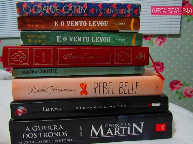 Variedades: As Marcas dos Meus Livros