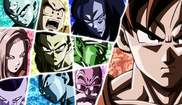 Dragon Ball Super - Saga de Supervivencia Universal  (EP77 - EP131)