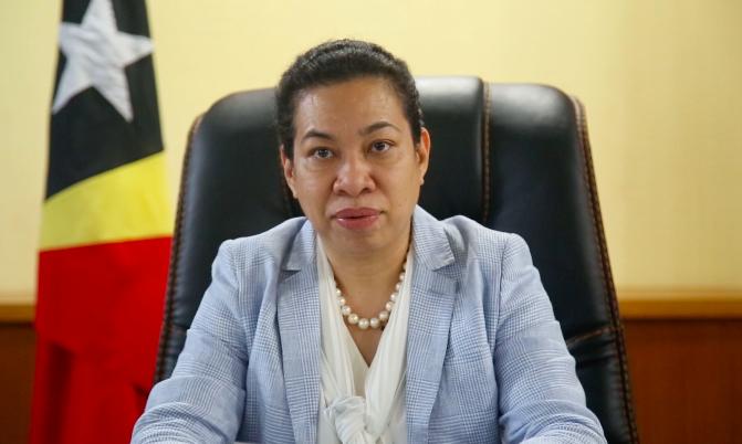 جمهورية تيمور الشرقية تجدد التأكيد على إلتزامها القوي تجاه شعب وحكومة الجمهورية الصحراوية ونضالهم من أجل الحرية والإستقلال.