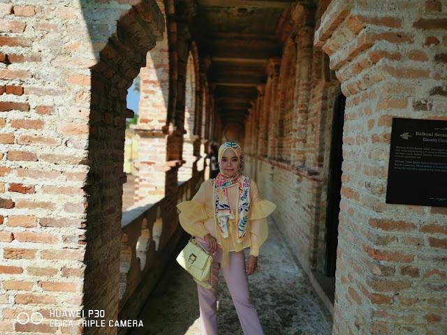 Kellie's Castle, batu Gajah Perak