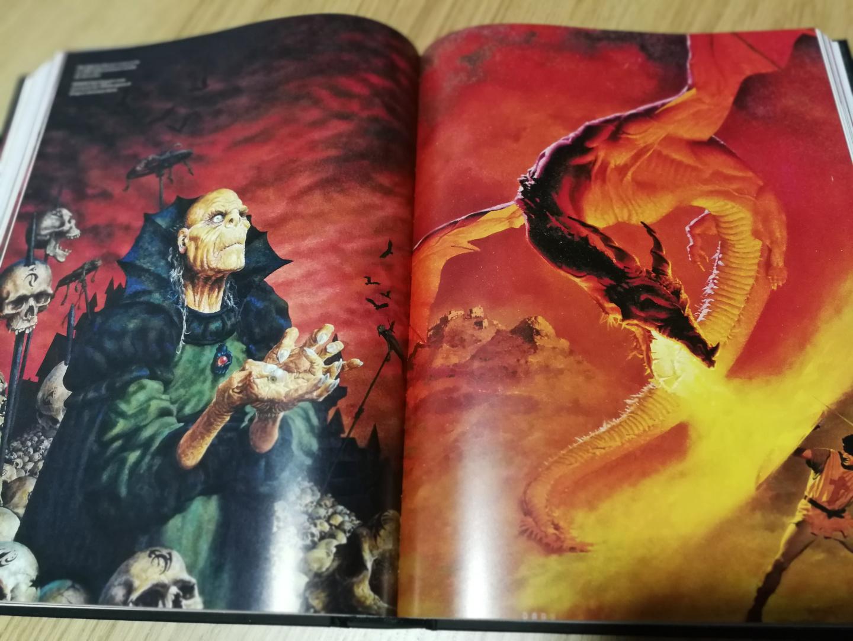 Art & Arcana - Guía de Dungeons & Dragons - Die Vecna Die