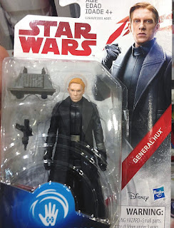 Hasbro Star Wars The Last Jedi General Hux action figure 1