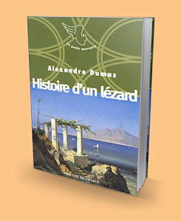 Historia de un lagarto - Alejandro Dumas
