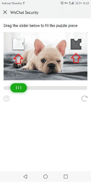 Cara Daftar WeChat dan Solusi Melewati Security Check