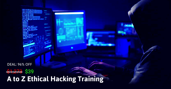 Learn Ethical Hacking Online – A to Z Training Bundle 2019