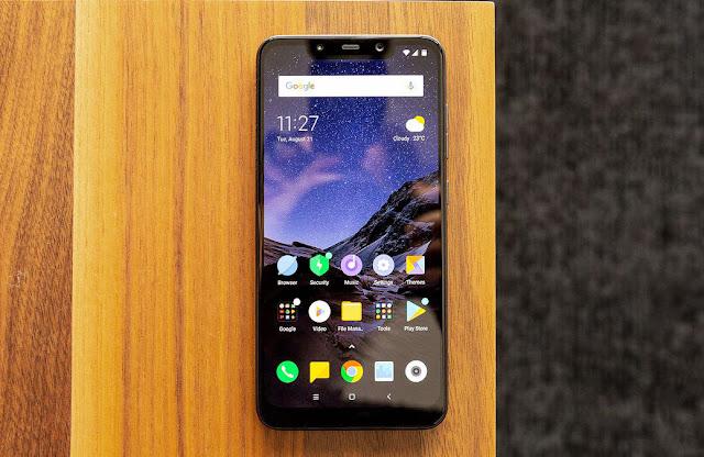 Beberapa Kelebihan Xiaomi Pocophone F1