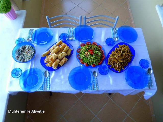 arcoroc yemek takımı