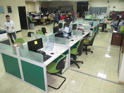 Pengadaan Langsung Meja Partisi Kantor Pemerintahan + Furniture Semarang