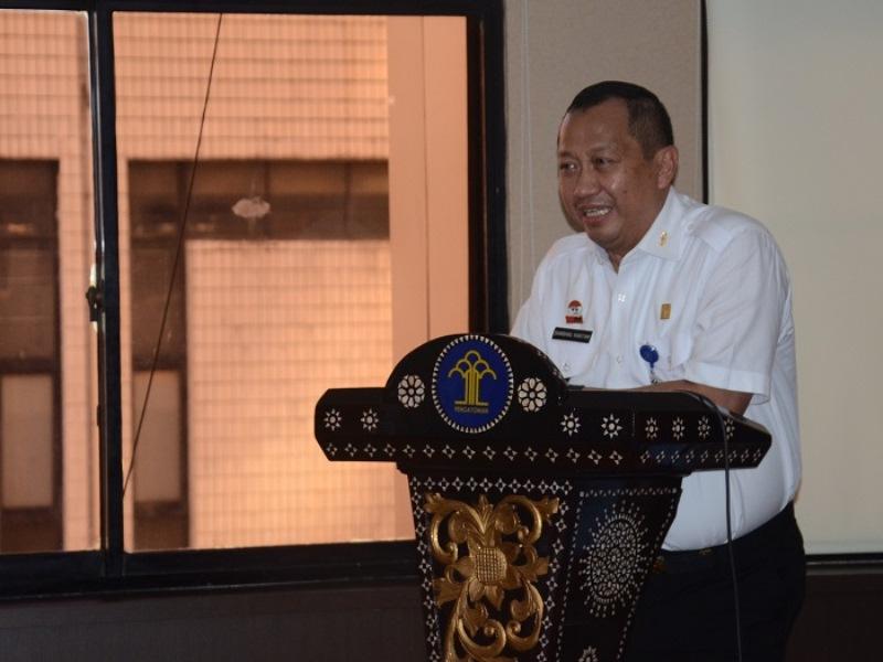 Tertib Perkantoran Sebagai Perwujudan Deklarasi Janji Kinerja 2019
