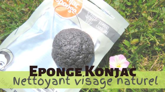L'éponge Konjac, à quoi sert-elle?!