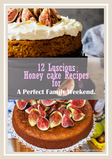 A perfect delicate honey cake recipe for your family