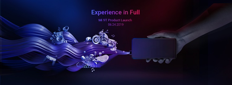 Xiaomi Mi 9T Product Launch Teaser