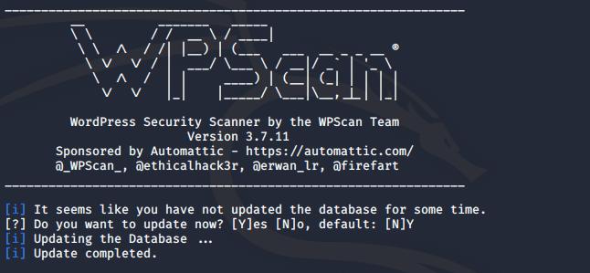 WpScan ile Wordpress Zaafiyeti Öğrenme
