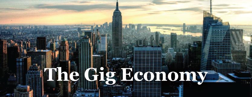 Gig Economy Has People Rethinking the Safety Net