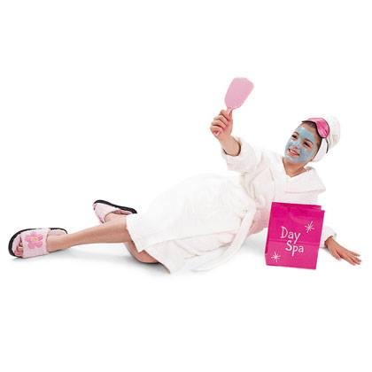 Spa Princess Costume