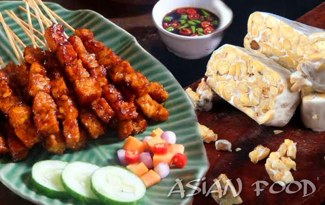 Sate Tempe - Food and Health